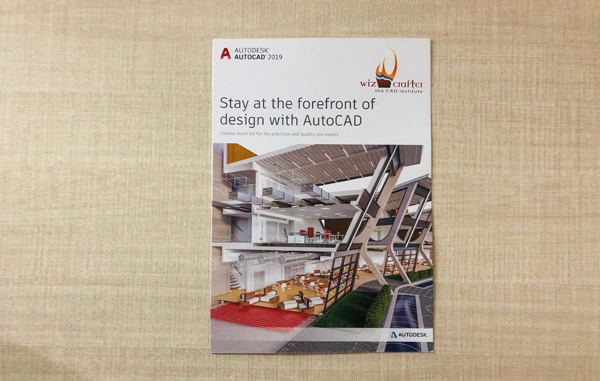 WizCrafter Brochure AutoCAD