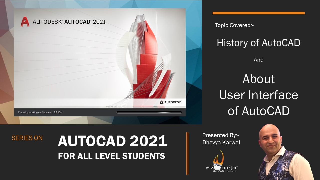 AutoCAD History and Customize User Interface